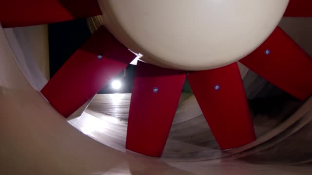 blades-of-turbine-are-rotating-inside-wind-tunnel-in-aerodynamic-laboratory