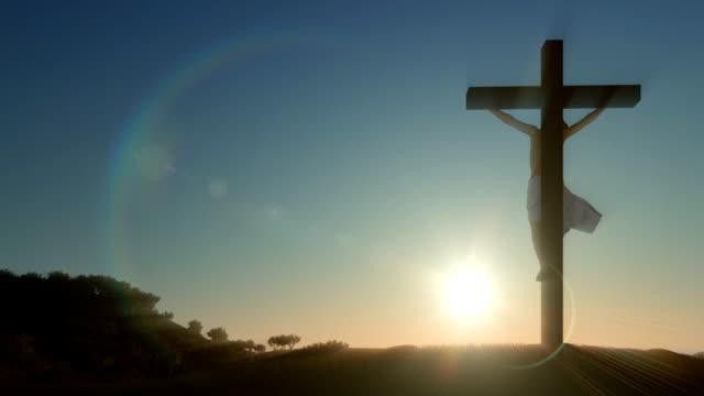 Jesus-Kreuz-bei-Sonnenaufgang-verkleinern