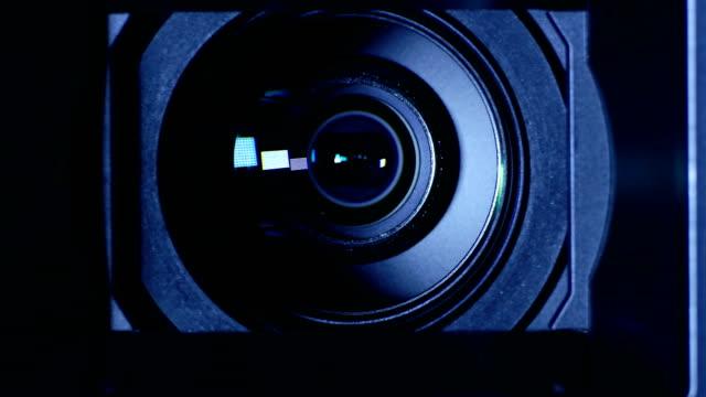 Professional-Studio-Video-Camera