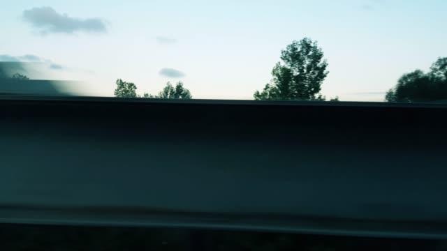Rural-scene-through-the-passenger-train-window