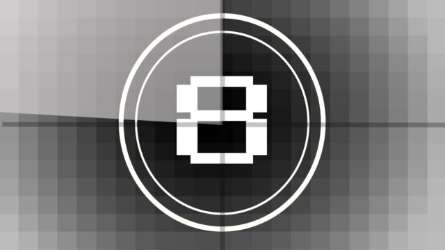 4k-Pixelated-Countdown
