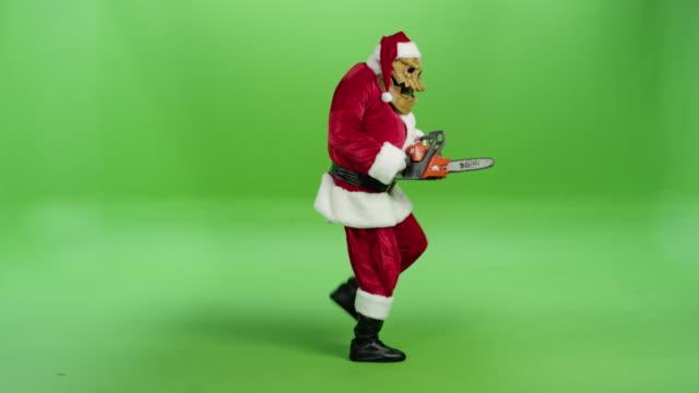 Horror-Santa-Claus-with-chainsaw