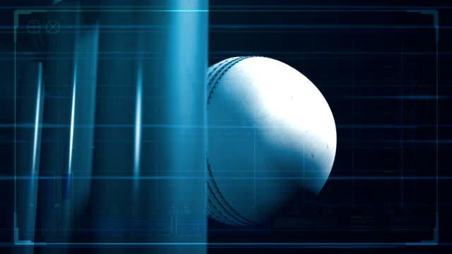 pelota-de-Cricket-golpear-wicket-con-datos-de-la-tecnología-2