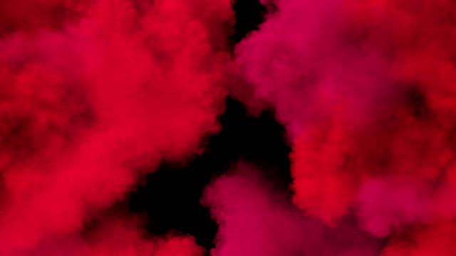 Separarse-de-color-humo-limpiar-marco-horizontal-De-larga-distancia-