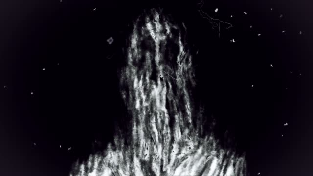 Gruseliger-Geist-des-Alptraums-