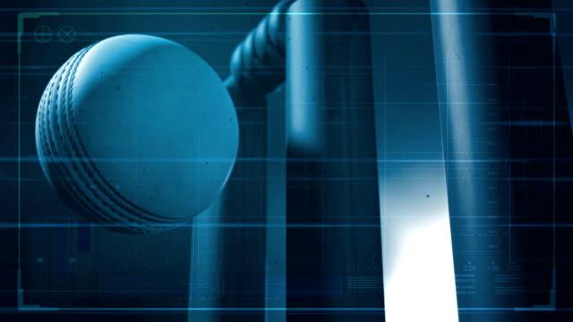 pelota-de-Cricket-golpear-wicket-con-datos-de-la-tecnología-1