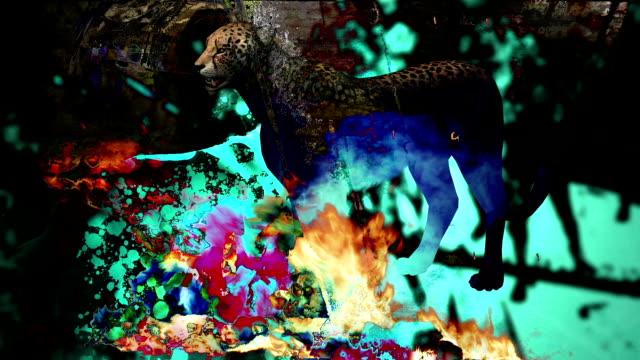 Animación-digital-de-composición-extraña-y-surrealista