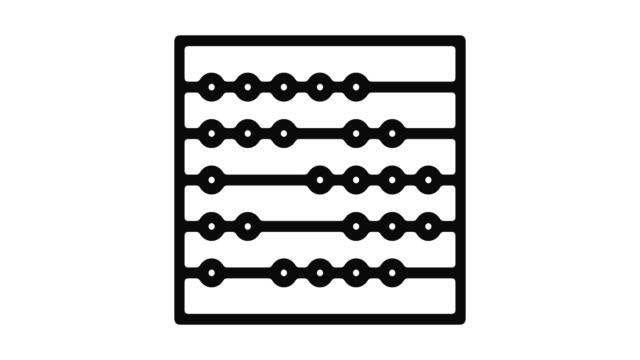 Algebra-Line-Motion-Graphic