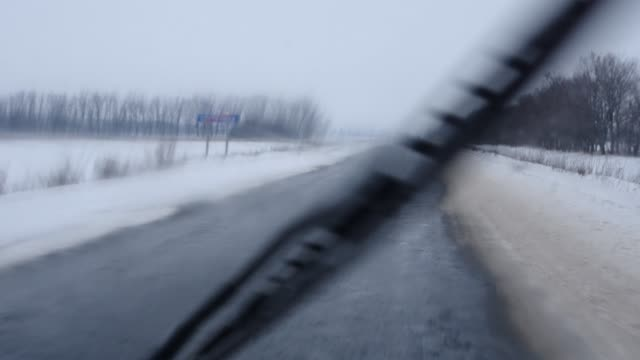 Slippery-and-dangerous-road