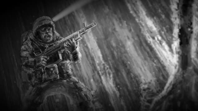 Soldado-asustado-dispara-a-la-momia-
