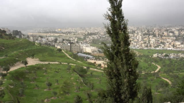 Jerusalem-View-of-the-city-from-the-observation-deck