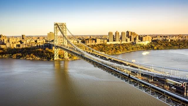 George-Washington-Brücke-hyperlapse