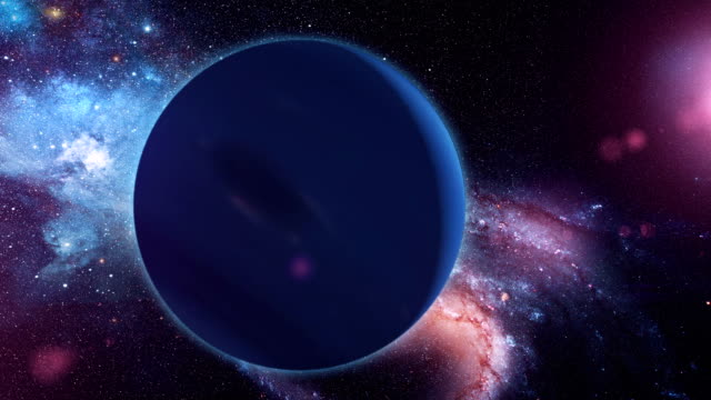 Realistic-Planet-Neptune-from-space