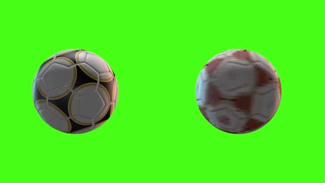 Fußball-Sport-green-Screen-team