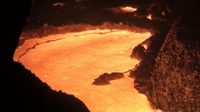 Smelting-of-liquid-metal-from-blast-furnace