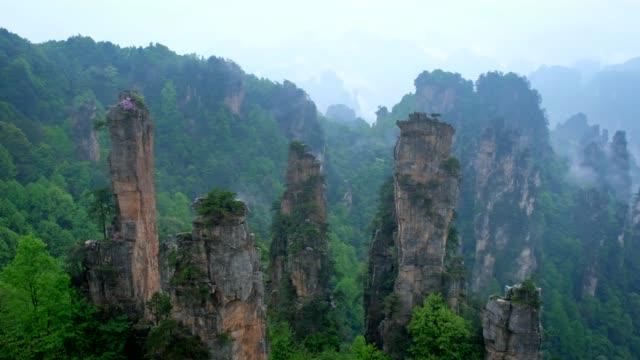 Zhangjiajie-mountains-China