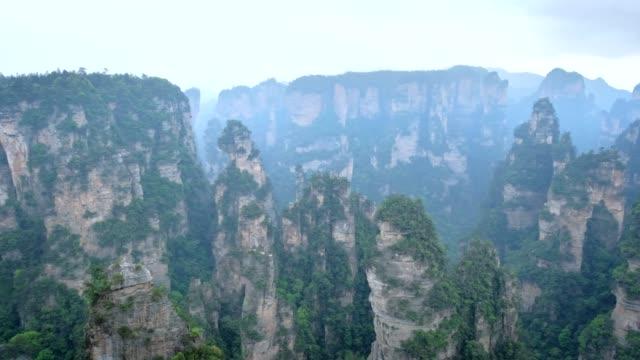 Montañas-Zhangjiajie-China