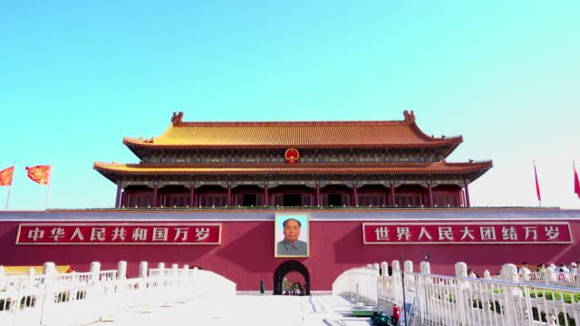 La-Puerta-de-la-Paz-Celestial-en-Beijing-China