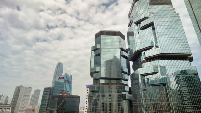 day-light-lippo-centre-close-up-4k-time-lapse-from-hong-kong