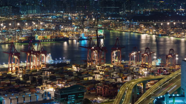 night-light-working-port-4k-time-lapse-from-hong-kong-city