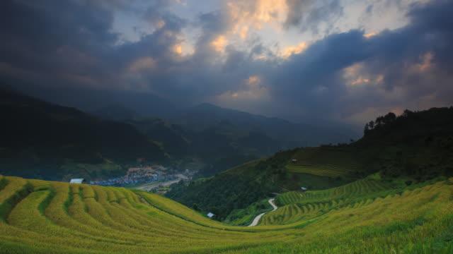 Rice-fields-on-terraced-of-Mu-Cang-Chai-YenBai-Vietnam-Rice-fields-prepare-the-harvest-at-Northwest-Vietnam-Vietnam-landscapes-