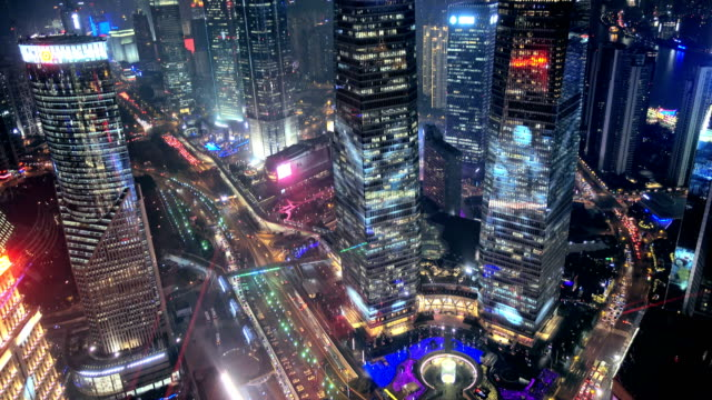 view-of-Shanghai-s-Lujiazui-financial-space-China-Lujiazui-is-One-of-China-s-most-prosperous-areas-
