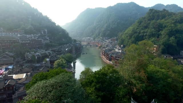Condado-de-Fenghuang-en-China
