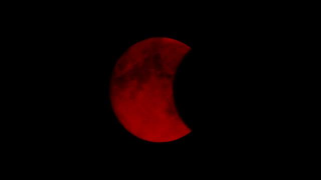 Sonnenfinsternis-Des-Blutroten-Mondes