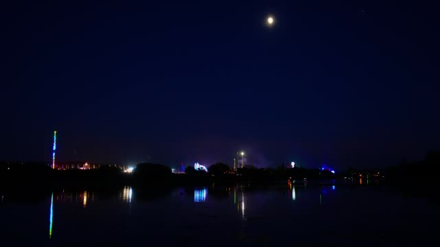 Isle-of-Wight-Festival-Timelapse---Final-Night-Fireworks