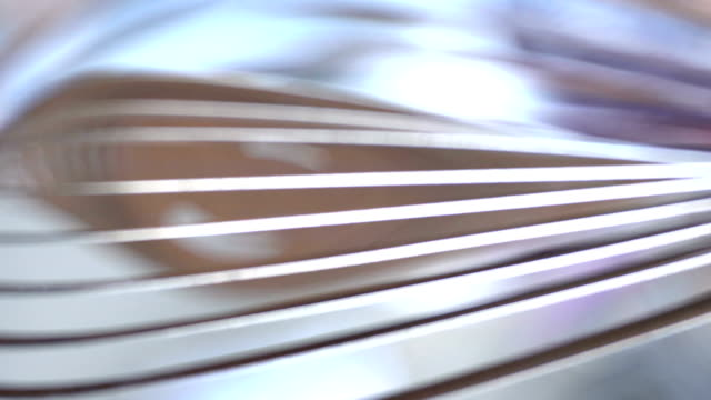 Silver-abstract-waving-background-Line-abstract-background-video-