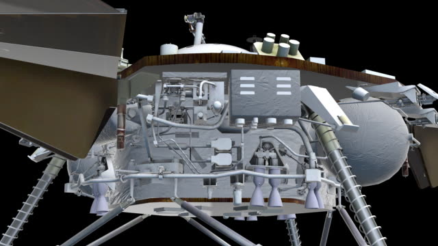 InSight-panels-arm-deployed-Rotation-side-view-details