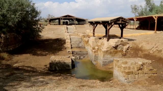Baptismal-Site-where-Jesus-was-baptised-by-John-the-Baptist