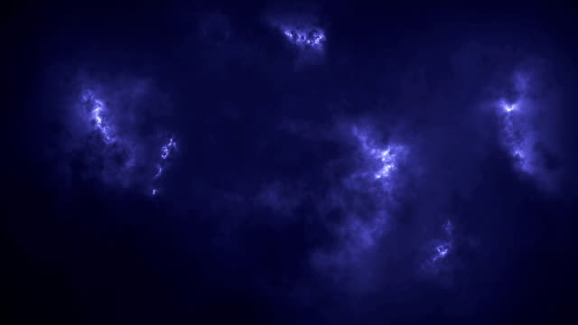 Lightning-Storm-cloud-in-seamless-loop-animation