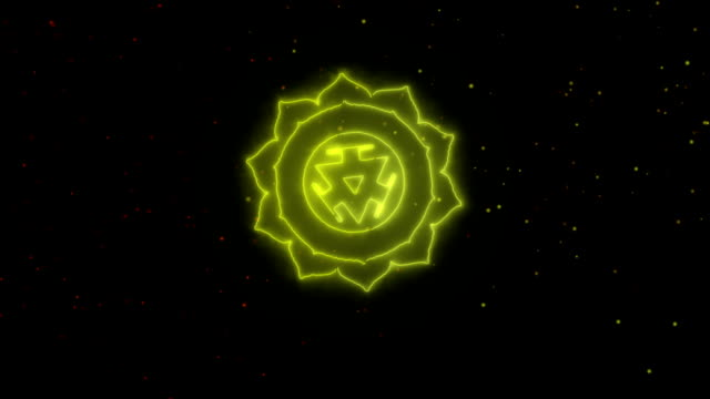 Símbolo-de-chakra-yoga-de-color-ideal-para-diseño-chakra-del-plexo-solar