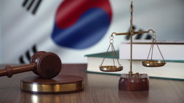 Justicia-de-las-leyes-de-Corea-del-sur-en-la-corte-de-Corea