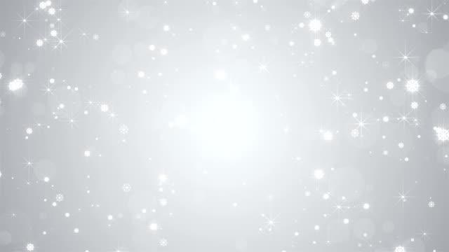 Christmas-Snow-Background