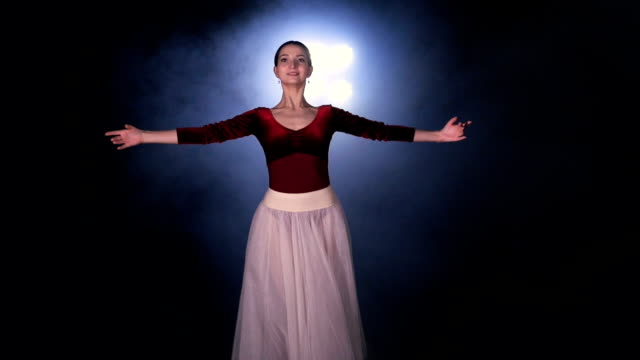 A-ballerina-comes-up-to-the-audience-