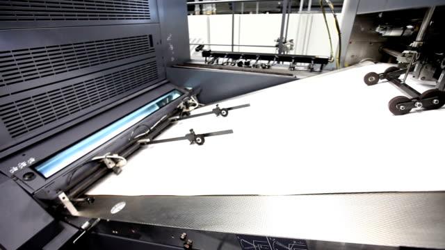 Modern-print-machine-in-working-process