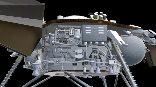 InSight-panels-deployed-Rotation-side-view-details