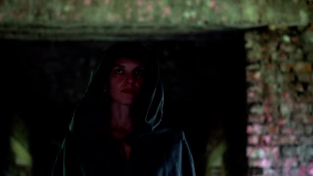 girl-in-a-black-cloak-in-the-wreck