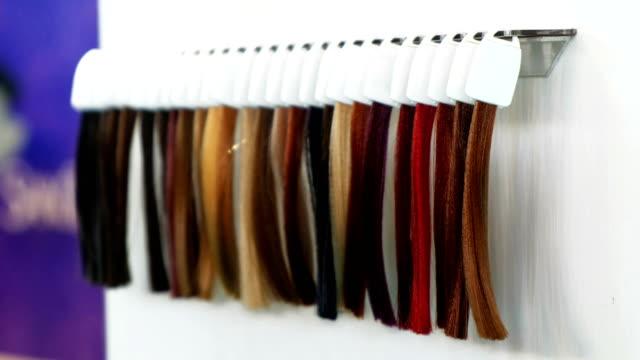 hair-dye-strands-samples-for-hair-dresser