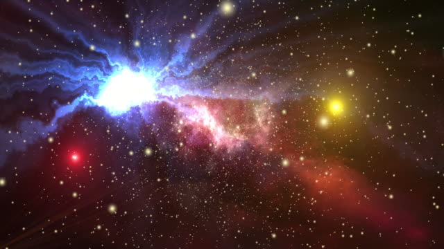 4K-Galaxy-Nebula-Space-Hintergrund-3D-Animation-Rendern