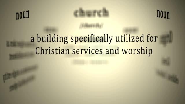 Definición:-Iglesia