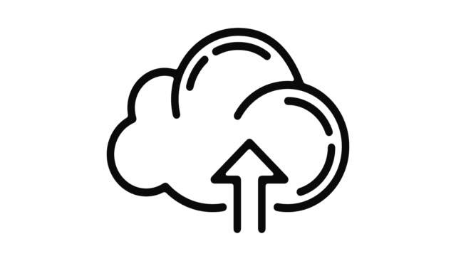 Cloud-Line-Motion-Graphic