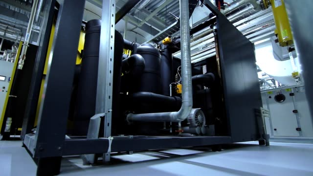 Industrial-factory-equipment-Chemical-factory-interior-Industrial-facility