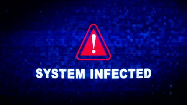 Sistema-de-texto-infectado-ruido-digital-Twitch-Glitch-distorsión-efecto-bucle-de-error-de-animación-