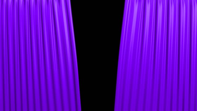 Purple-Opening-Curtain-With-Alfa-Background