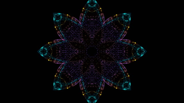 Glänzende-Partikel-Hintergrund