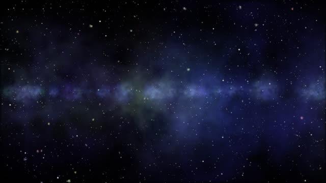 Blanco-partículas-de-estrellas-en-nebulosa-galaxia-movimiento