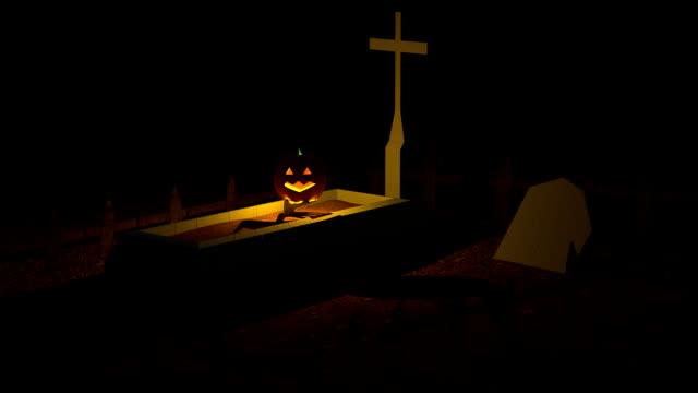 Halloween-y-cementerio